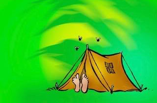 Camping Safety Tips - First Line Security