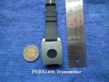 PERS2400 Transmitter Size