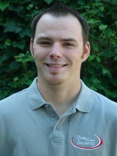 Matt Berry of First Line Security